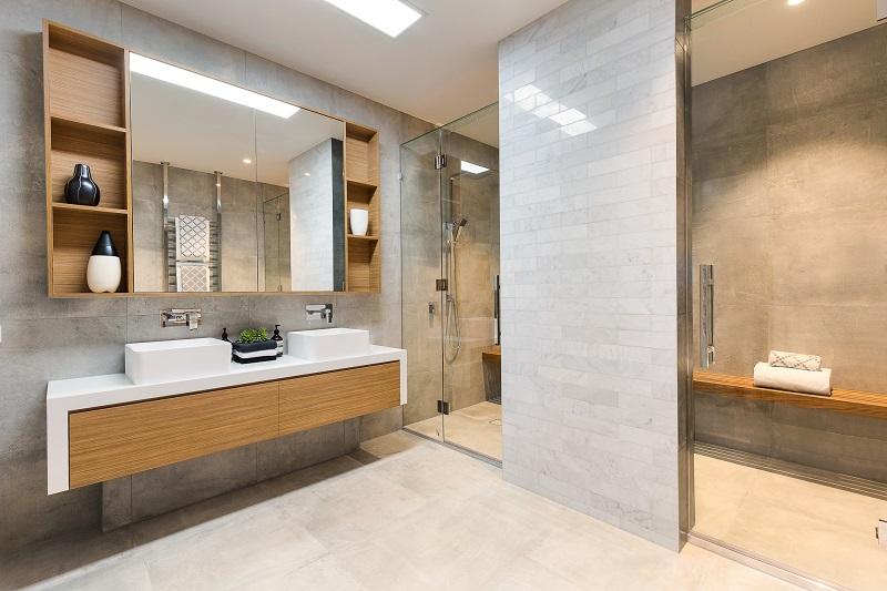 Planowanie przebudowy łazienki.